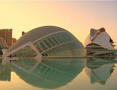 The Helmet at sunset, Valencia | by Optical illusion