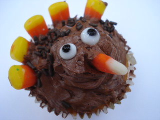 Turkey cupcake | by Bisayan lady