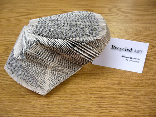 Book Sculpture | by Kimbrough Library