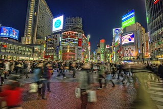 Shibuya at Night | by /\ltus