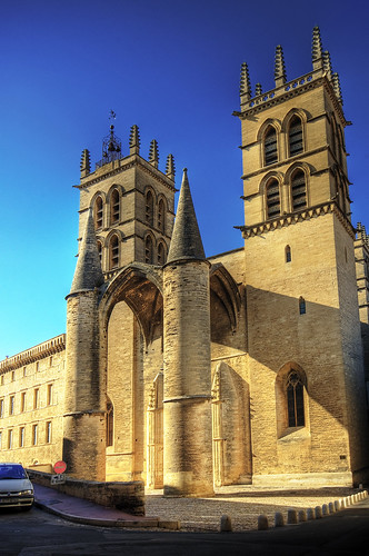 Cath drale saint pierre de montpellier take here a large v flickr - Cathedrale saint pierre de montpellier ...