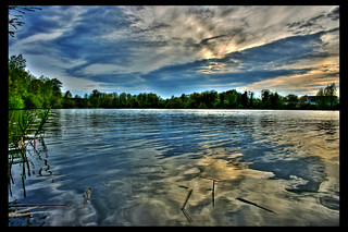 HDR lake | by JamesH5