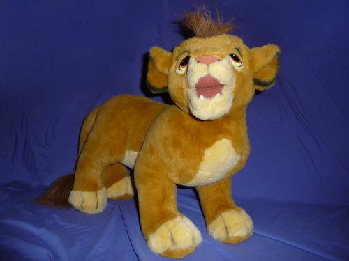 Lion King Plush Cub Simba By Douglas Cuddle Toys Flickr
