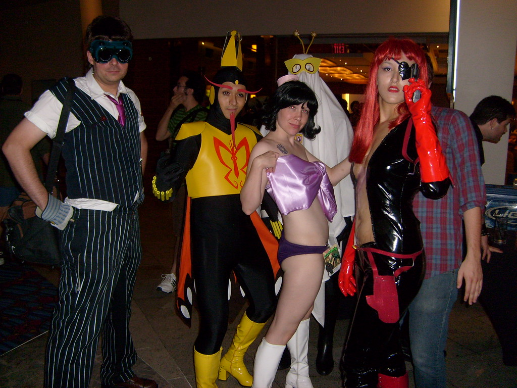 Venture Brothers costumes | by jazzmodeus Venture Brothers costumes | by jazzmodeus  sc 1 st  Flickr & Venture Brothers costumes | jazzmodeus | Flickr
