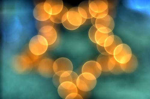 Bokeh Star HDR | by Peter Gorges