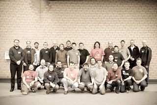 Perl QA Hackathon Group Picture II | by Marcus Ramberg