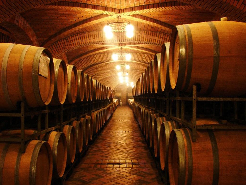 Armazenamento do Vinho