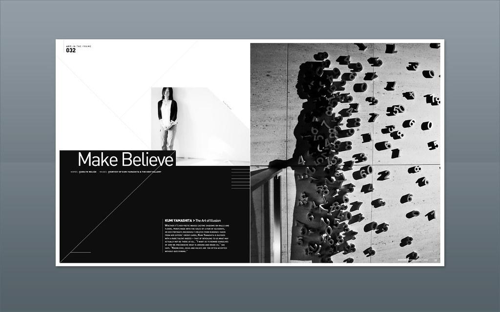 By Modern Design Magazine ::: Kumi Yamashita, The Art Of Shadows. | By