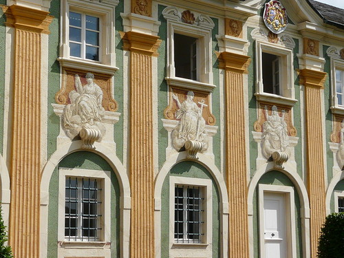 Trompe L Oeil Trick The Eye The Former Residence Of The