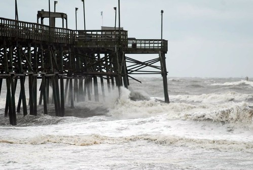 Oak Island Pier Webcam