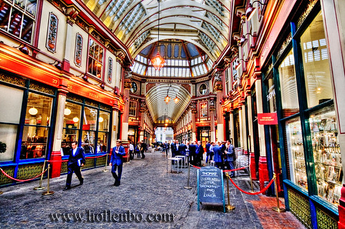 Leadenhall Market | by Mr Yankee