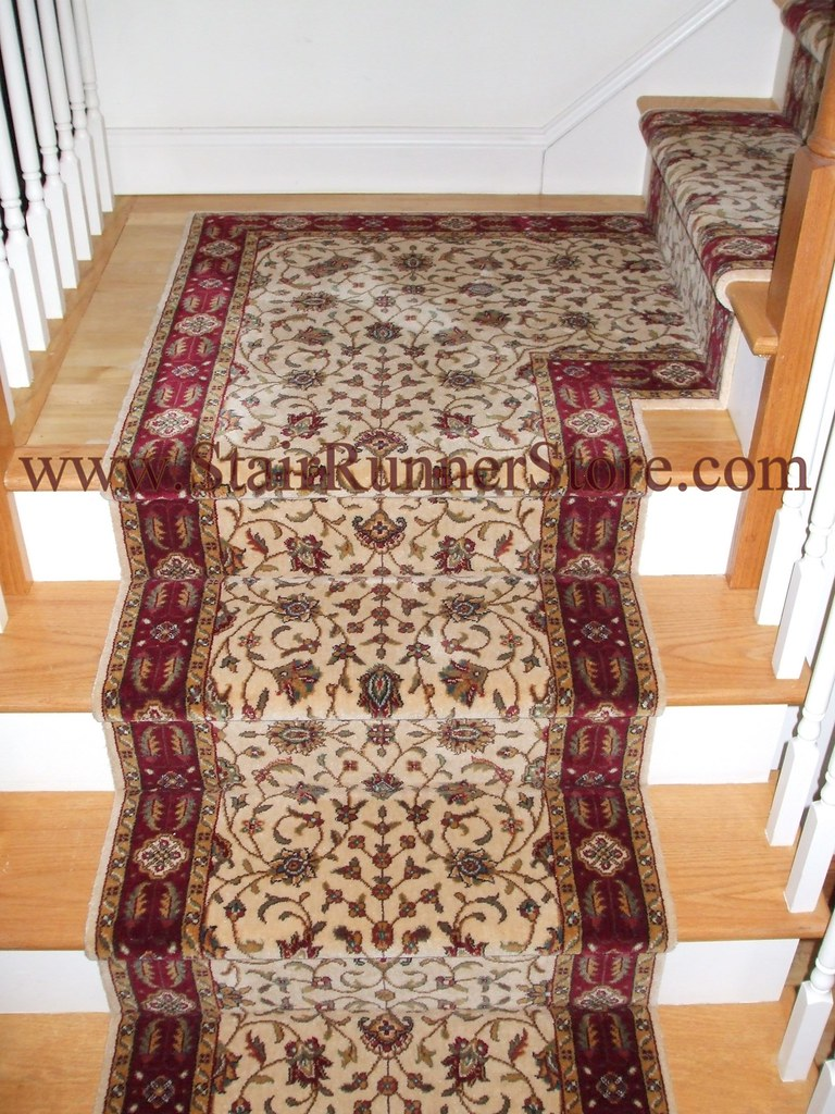 ... Stair Runner With Landing 7 | By The Stair Runner Store