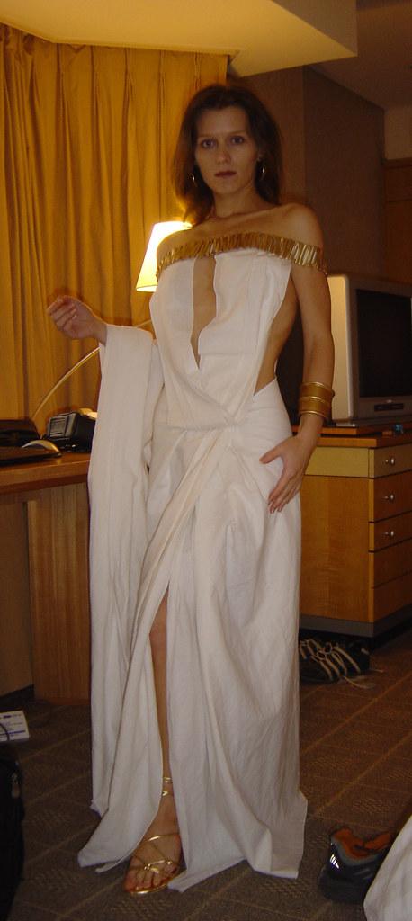... Queen Gorgo (secret meeting oufit) | by Matt u0026 Kristy  sc 1 st  Flickr & Queen Gorgo (secret meeting oufit) | Kristy getting ready inu2026 | Flickr