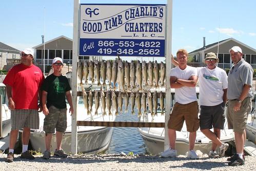 Lake Erie Fishing Good Time Charlie 39 S