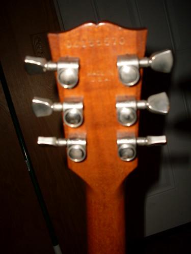 gibson sg serial gibson sg standard serial number roadside guitars flickr. Black Bedroom Furniture Sets. Home Design Ideas