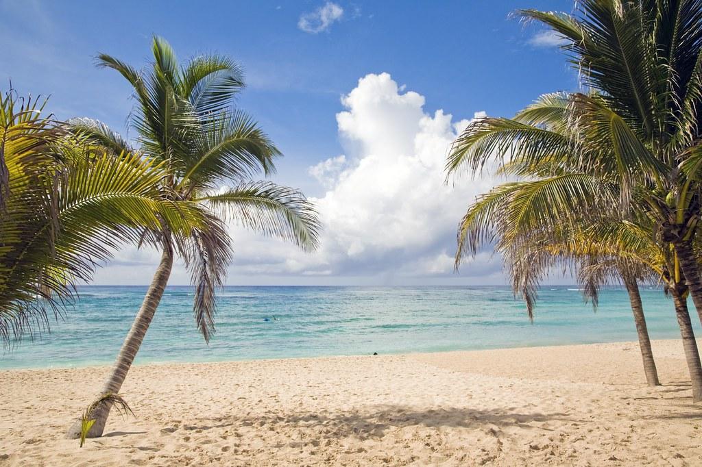 beach riviera maya
