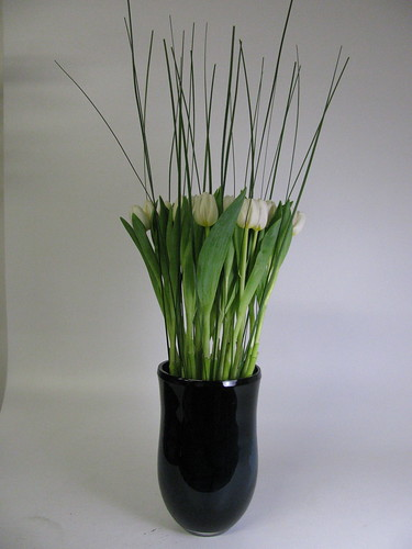 floral arrangement for a reception dinner blumen marsano b flickr. Black Bedroom Furniture Sets. Home Design Ideas