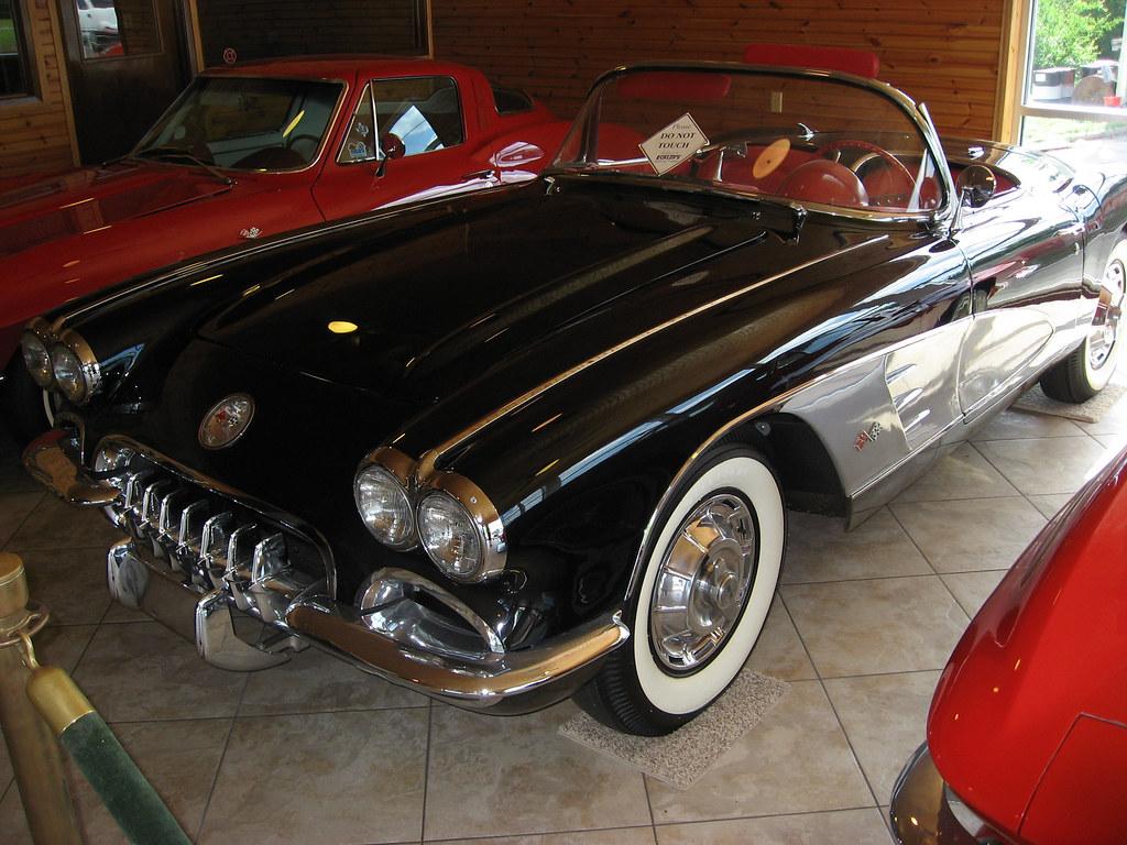 1960 Corvette | By Twm1340 1960 Corvette | By Twm1340