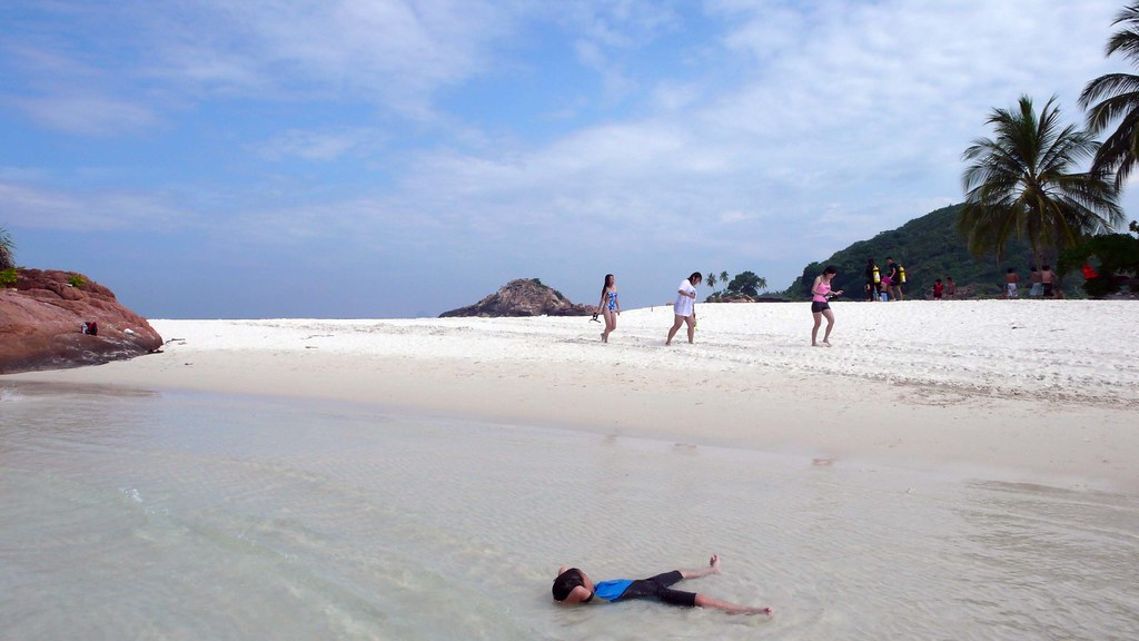 The Pure Beauty of Redang Island in Malaysia