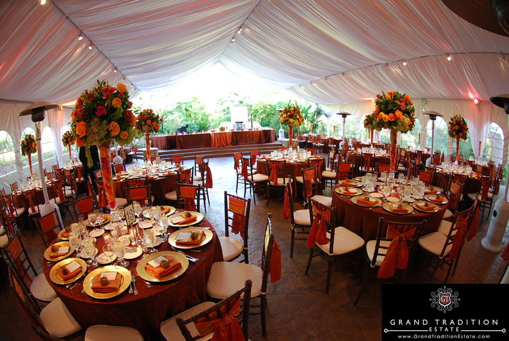 ... Arbor Terrace Wedding Reception Tent at the Grand Tradition Estate near Orange County | by Grand : wedding reception tent - memphite.com