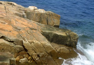 SCHOODIC ROCKS AND WATER | by Rich Eye--RESIST!