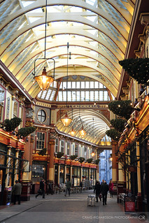 Leadenhall Market, London | by Craig Richardson