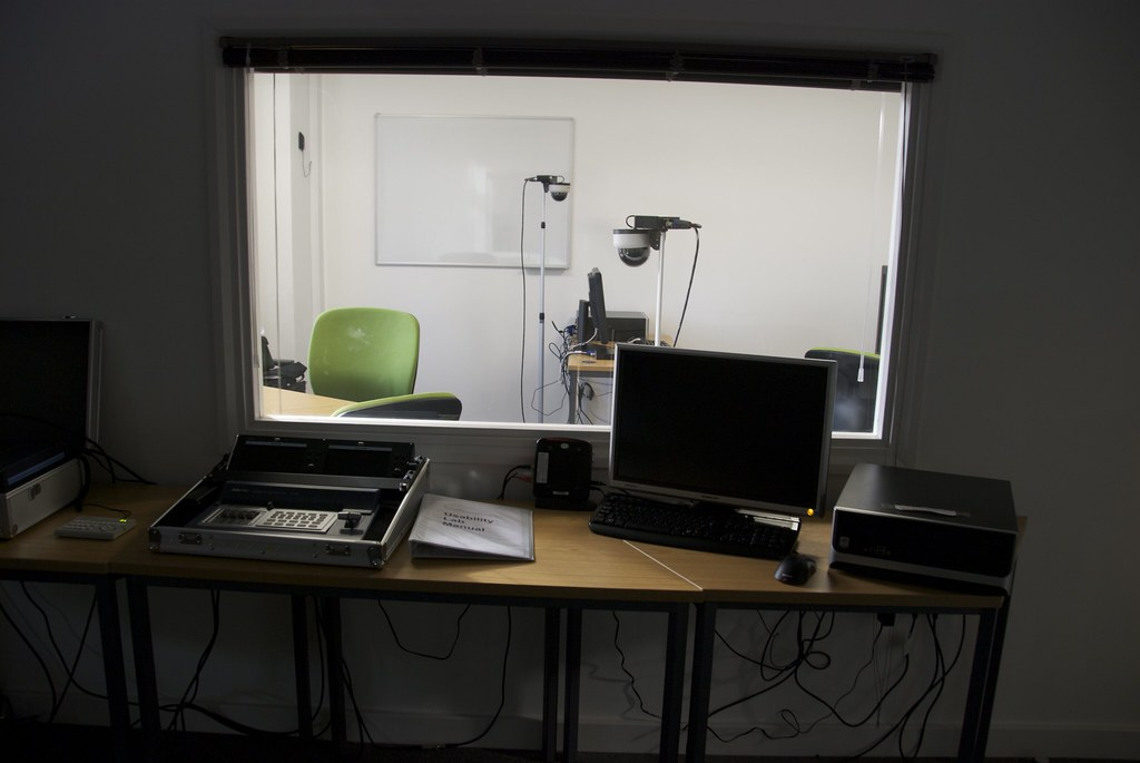 Brighton Uni Usability Lab