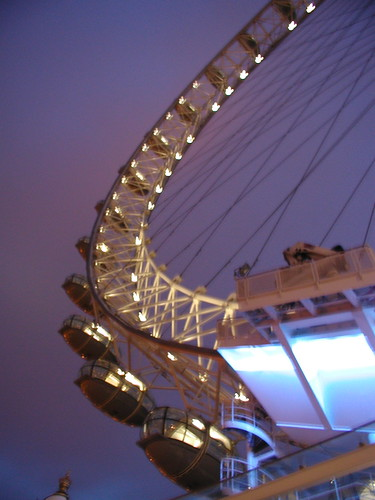 London Eye (night) | by reillyandrew