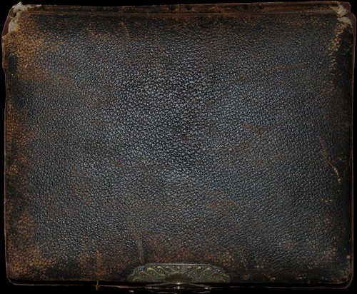 Old Leather Photo Album | by 'Playingwithbrushes'