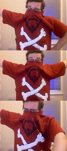 Beware of Beard Triptych | by Neil Crosby