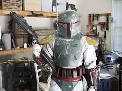 Boba Fett costume, built by me | by Chris F. Bartlett