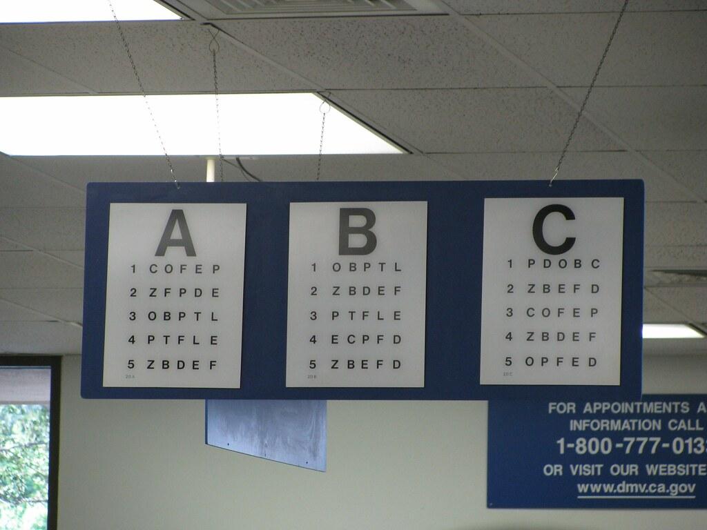 Dmv eye chart eye chart snellen eye chart visual acuity eye