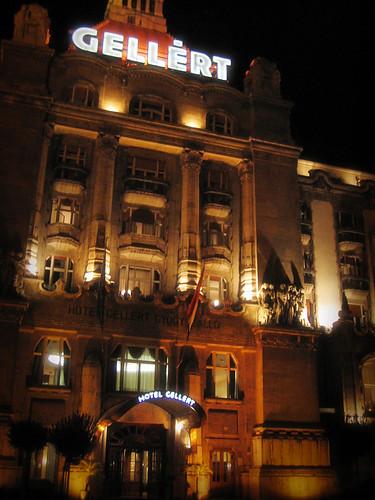 Spa Hotel Budapest