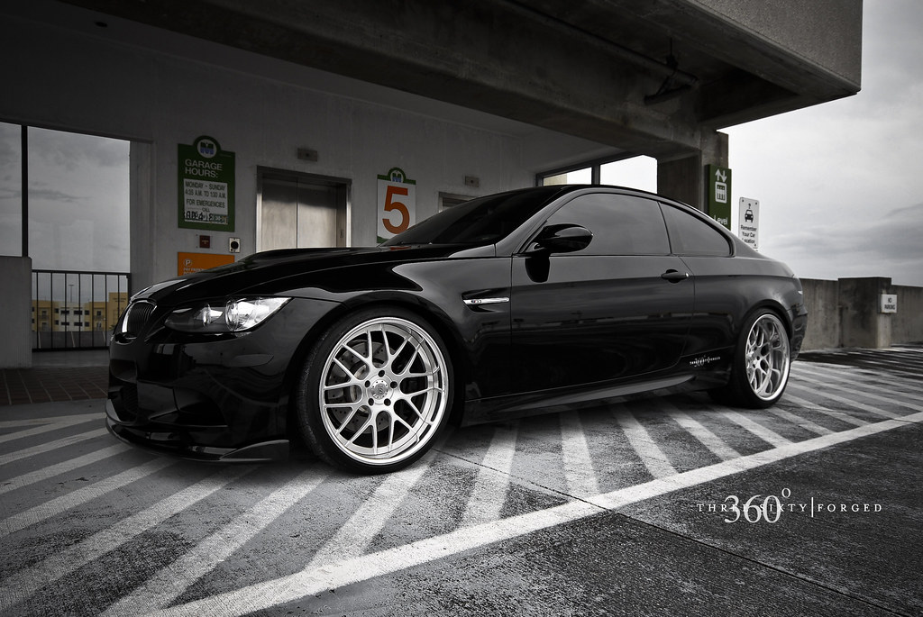 Bmw M3 On 360 Forged Mesh Eight 360 Forged Flickr