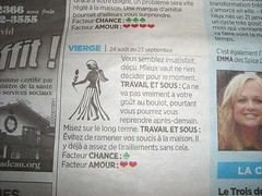 Horoscope vierge 21012009 | by Blog Story