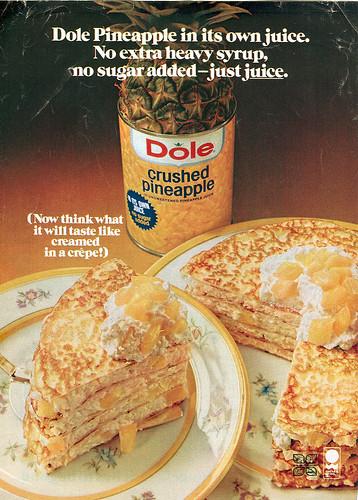 Dole Crushed Pineapple Cake Recipes