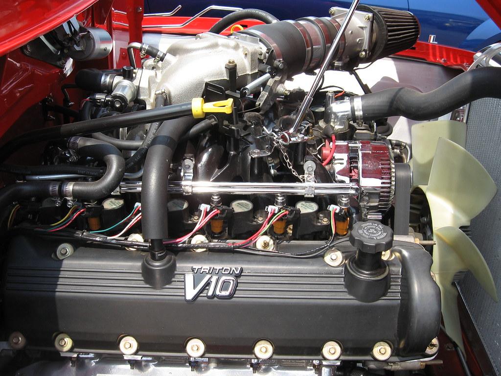 ford panel v10 triton engine last originals car show sea flickr rh flickr com ford triton v10 engine oil ford triton v10 engine oil