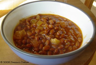 Southern Baked Beans | by Dianne's Dishes