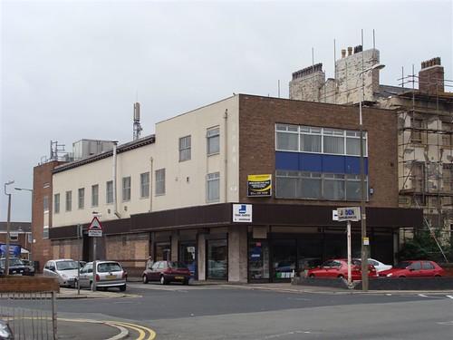 Former savoy cinema brougham terrace west derby road li for Terrace cinemas