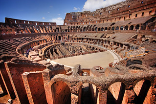 Arena - Rome Colosseo | by alfieianni.com
