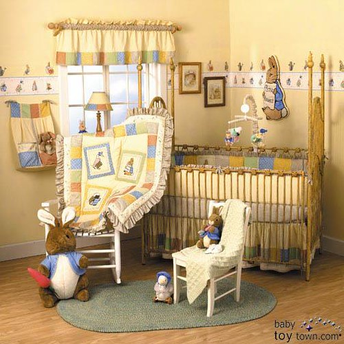 Peter rabbit nursery this is from this site www - Peter rabbit nursery border ...