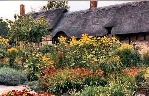 Anne Hathaway's Cottage, Stratford-on-Avon