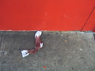 Good news, Red Sox fans: I found Curt Schilling's famous bloody sock from the 2004 ALDS | by permanently scatterbrained