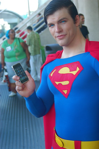 comic con 2008: super smart Phone | by earthdog