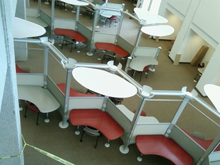 A New Layout from Above | by Binghamton University Libraries