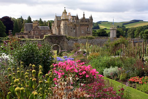 Abbotsford House from the gardens | by *Michelle*(meechelle)