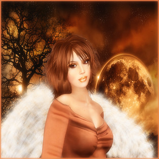 autumn angel | by jazzine