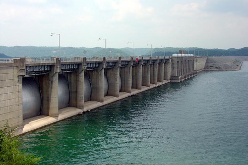 Wolf Creek Dam - U.S. 127, near Manntown, Kentucky | by RoadTripMemories