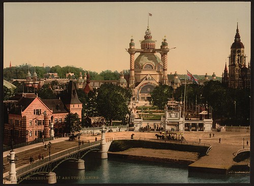 [General Art and Industrial Exposition, Stockholm, Sweden]  (LOC) | by The Library of Congress