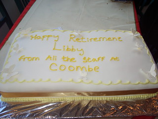 Retirement cake | by platypus1974